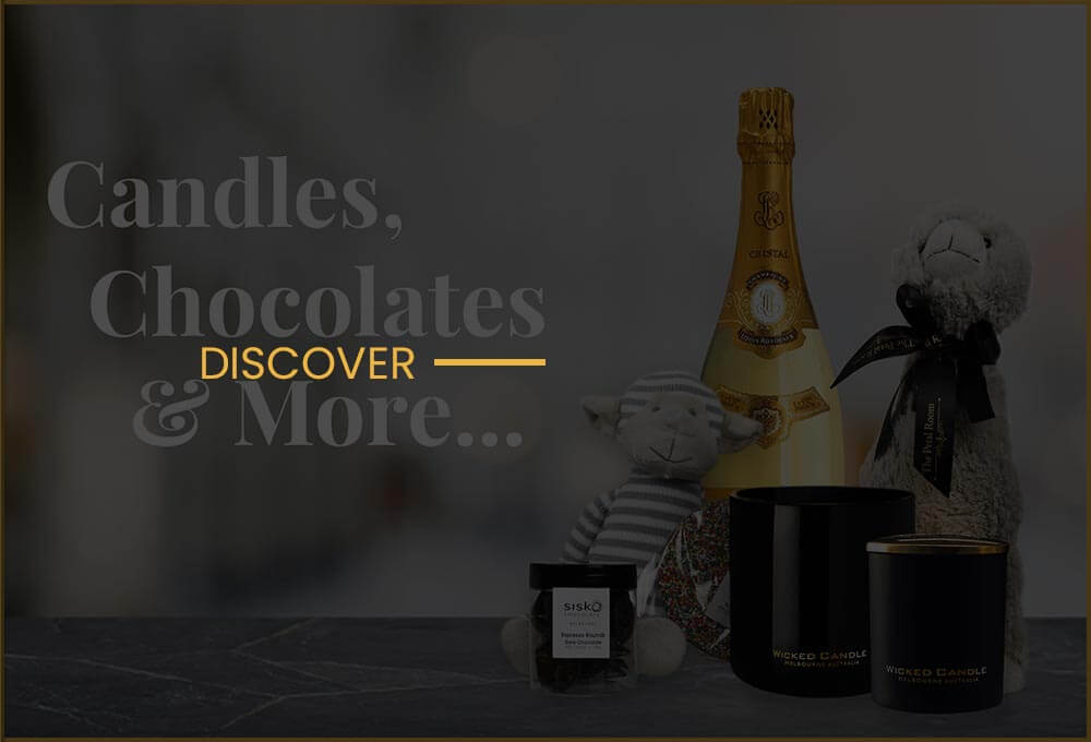 chocolate candle gifts