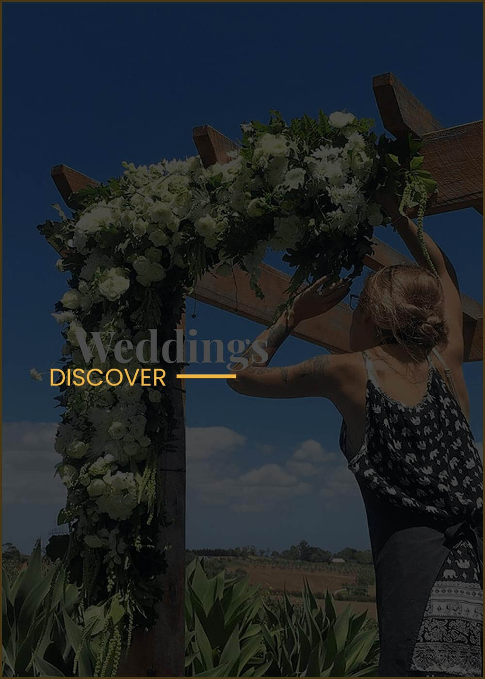 wedding flower delivery