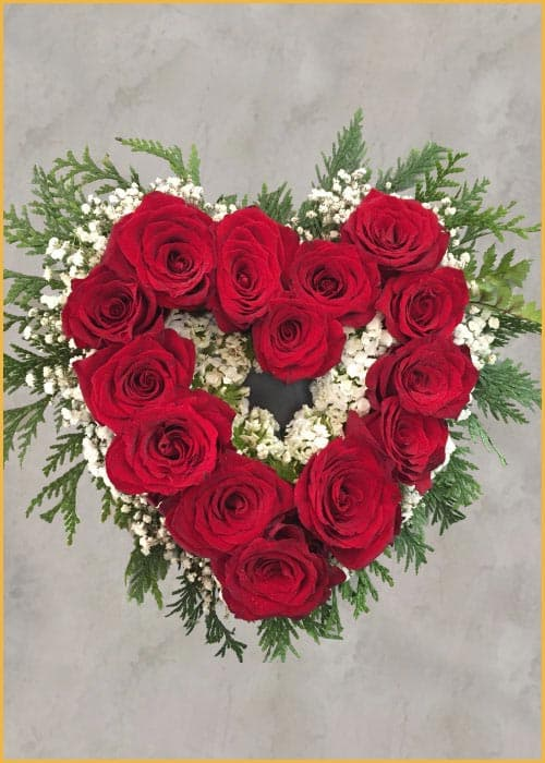 valentines day flowers red roses