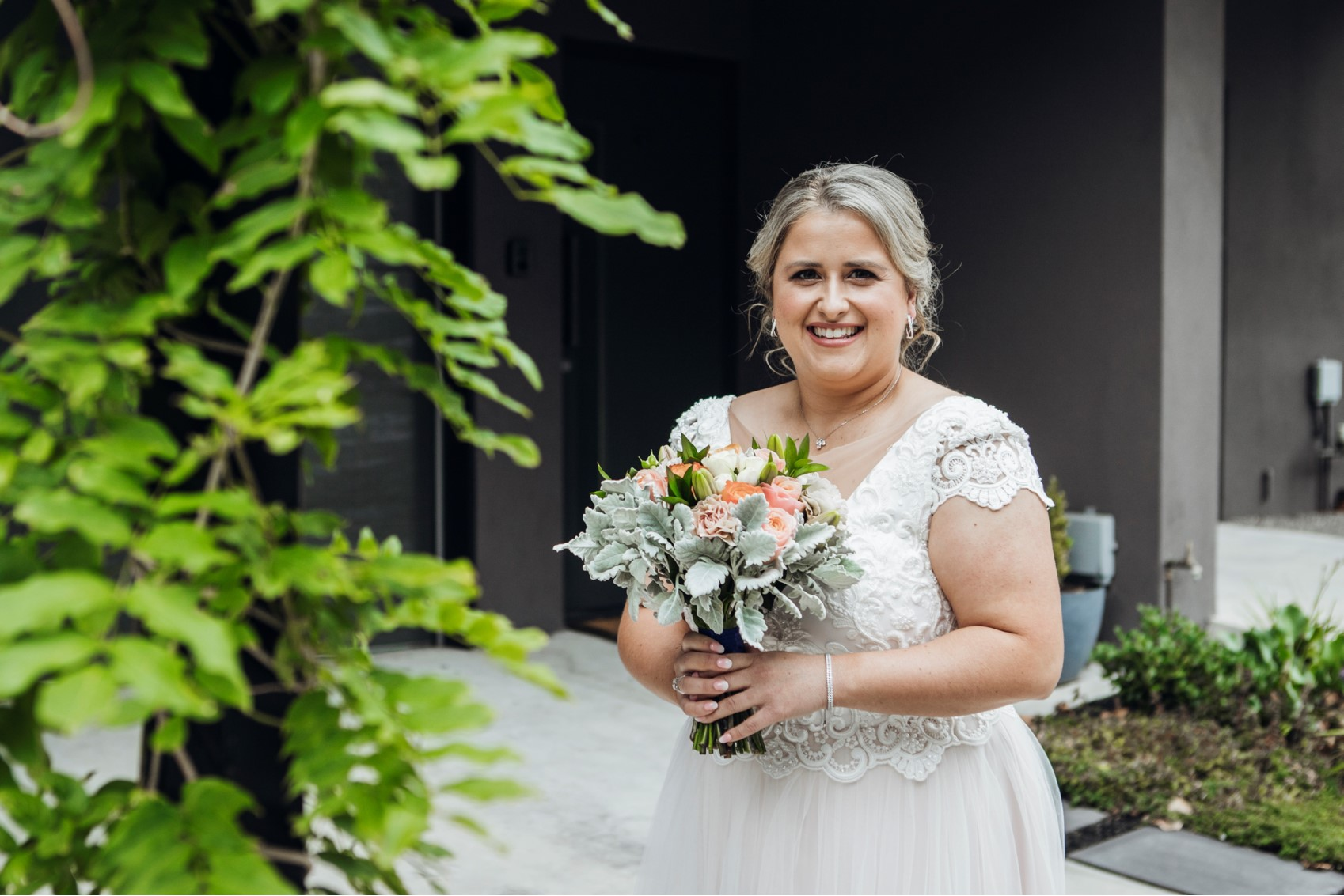 flowers wedding day